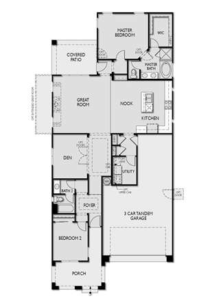 Beringer,  - First Floor
