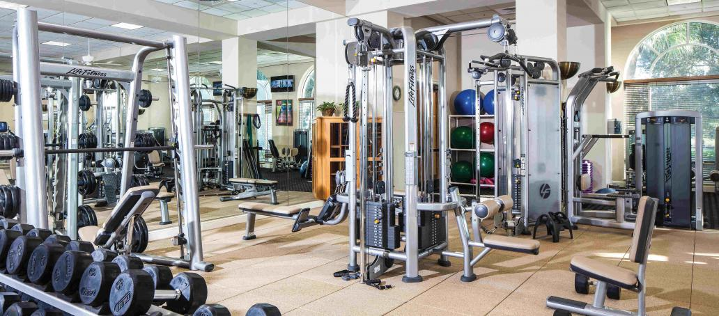 Marsh Cove at Fiddler's Creek, Naples - Fitness Facilities