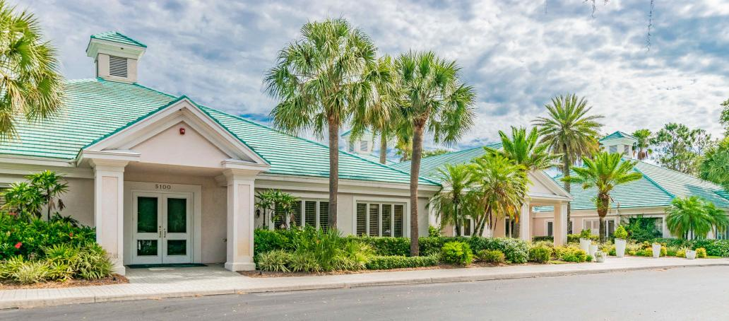 Rosedale, Sarasota - Recently Renovated Clubhouse