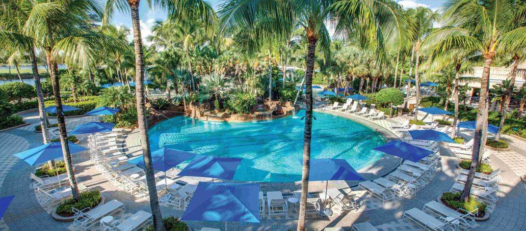 Marsh Cove Palacio, Naples - Resort-style Multi-pool Aquatic Complex