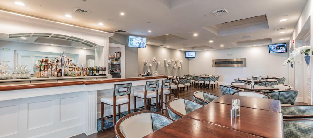 Rosedale, Sarasota - Clubhouse Lounge