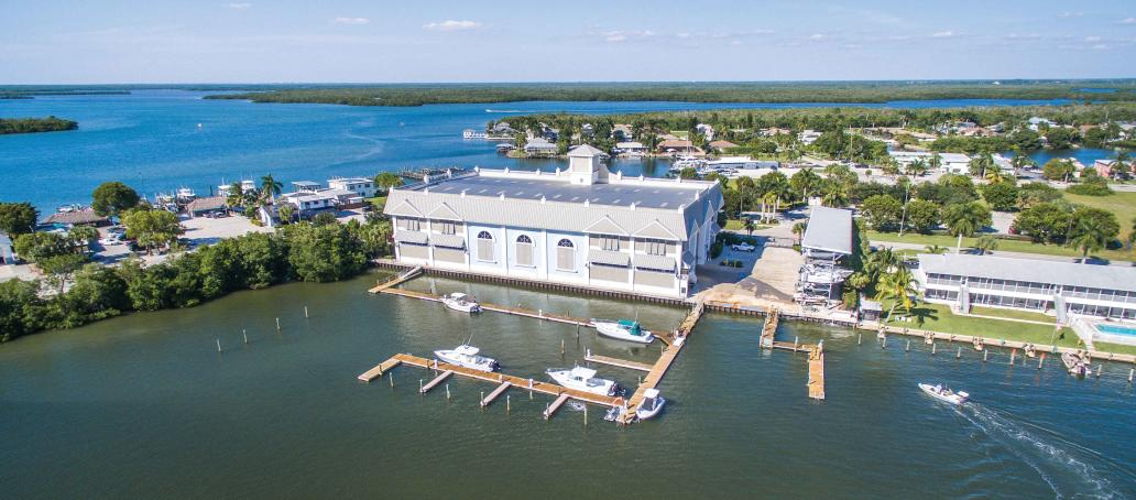Marsh Cove Palacio, Naples - Preferred rates and services at The Tarpon Marina
