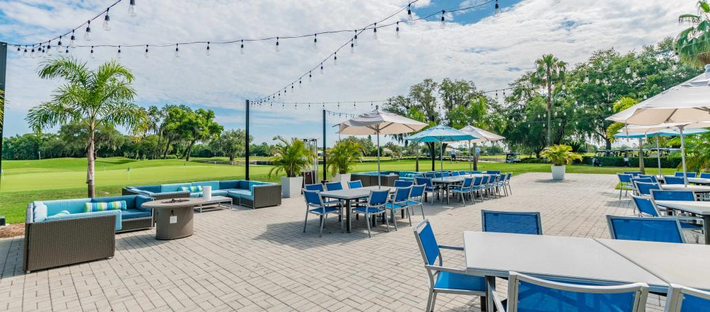 Rosedale, Sarasota - New Outdoor Dining