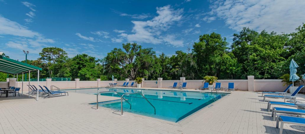 Rosedale, Sarasota - Swimming Pool and Fitness Center