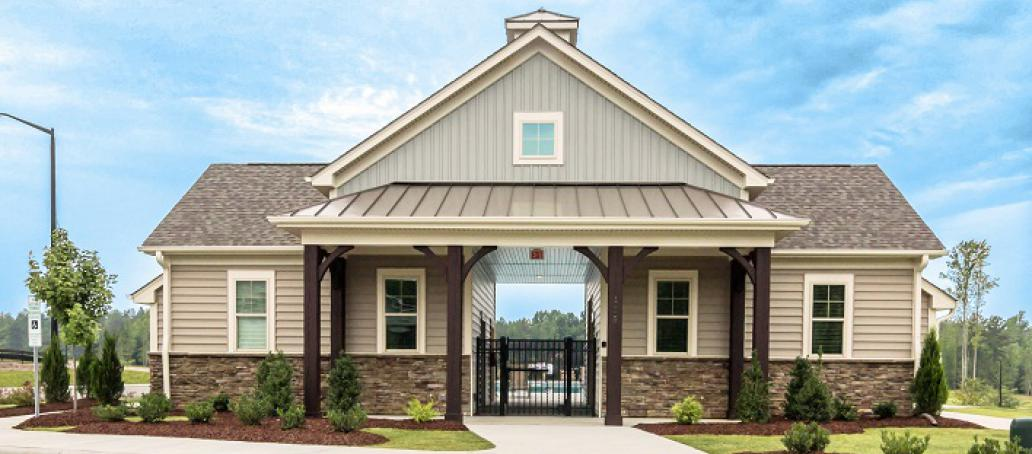 Waterstone Estates, Raleigh - Cabana