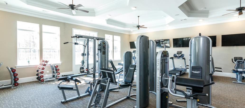 Ellis Crossing, Raleigh - Fitness Center