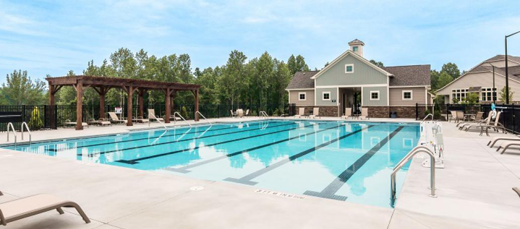 Waterstone Estates, Raleigh - Swimming Pool