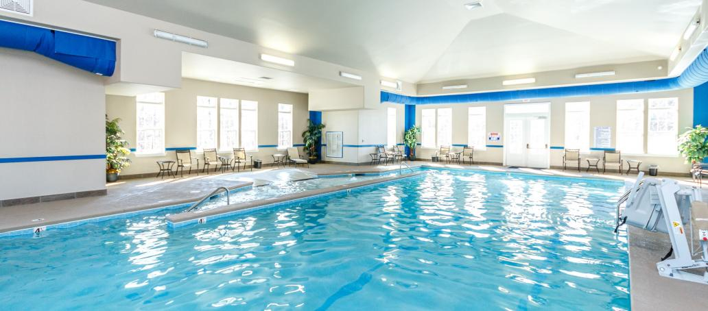 Ellis Crossing, Raleigh - Indoor Pool