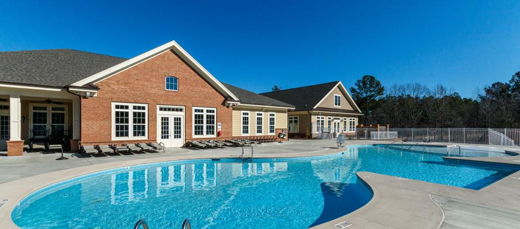 Ellis Crossing, Raleigh - Outdoor Pool