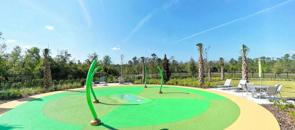 Serenoa Manor, Orlando - Splash Pad