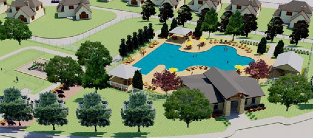 University Place - 40' Homesites, Dallas - Parks