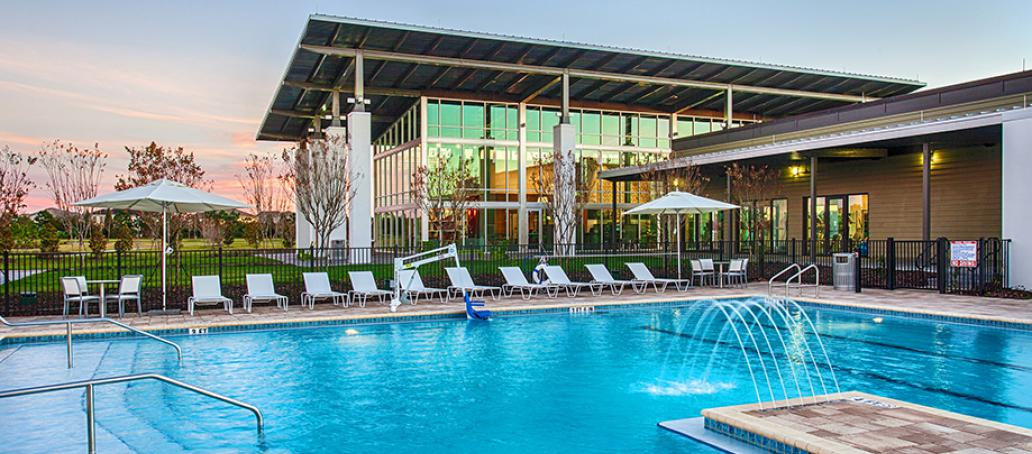 Waterset Courtyard, Tampa - Swimming Pool