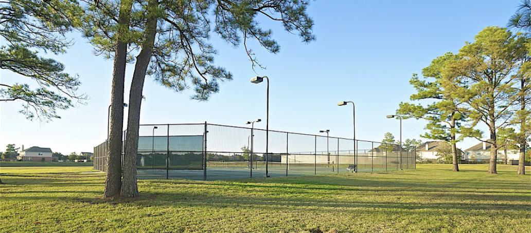 Lakes at NorthPointe, Houston - Tennis Courts