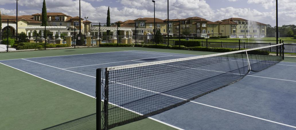 Fountain Parke, Orlando - Tennis Courts
