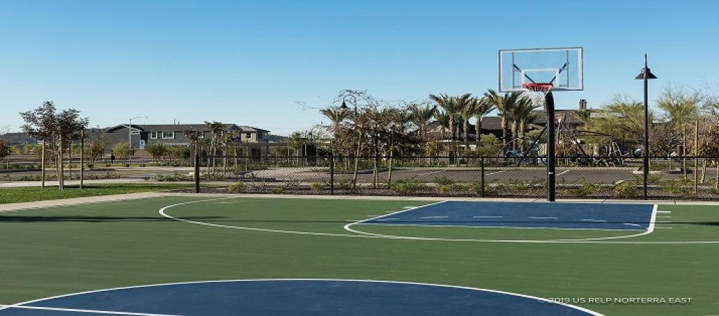 Union Park at Norterra, Phoenix - Basketball Court
