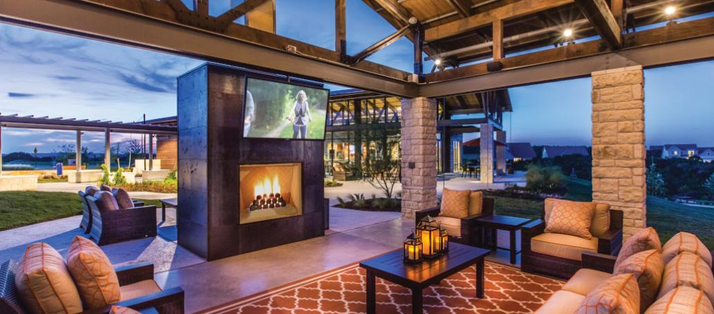 Headwaters, Austin - Outdoor Space