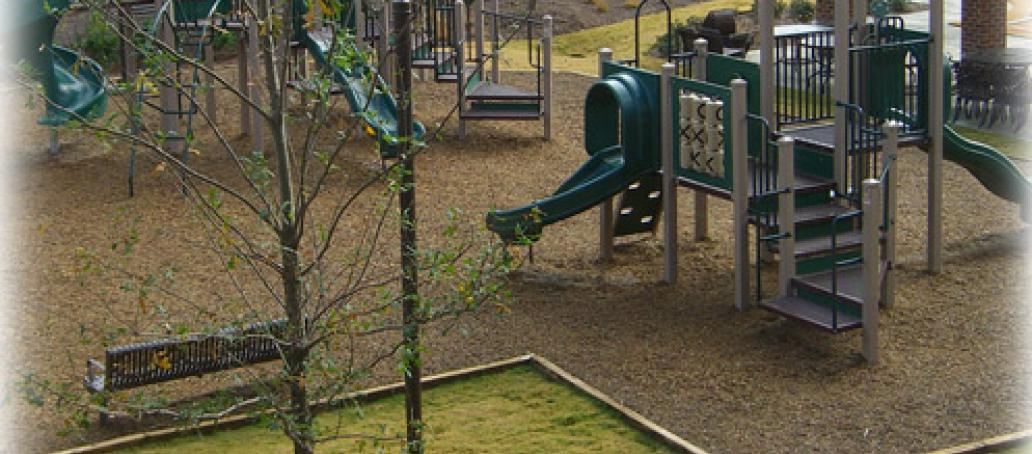 Amberly, Raleigh - Playground