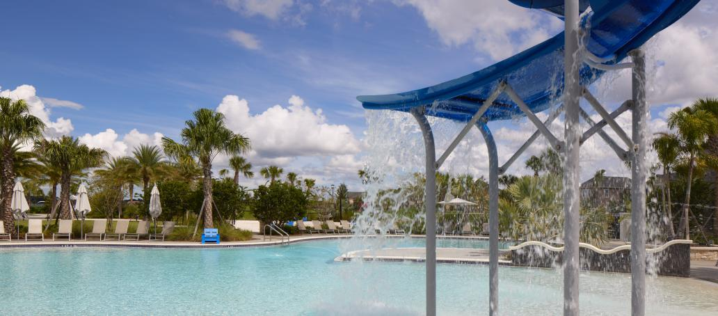 Laureate Park Estates, Orlando - Aquatic Center - Family Pool