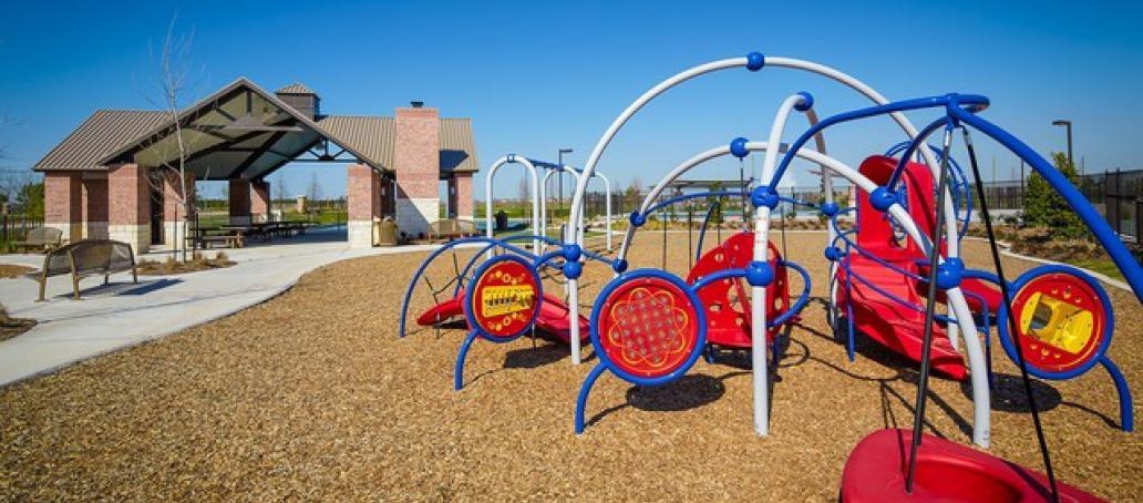 Cypress Creek Lakes, Houston - Playgrounds and Picnic Areas