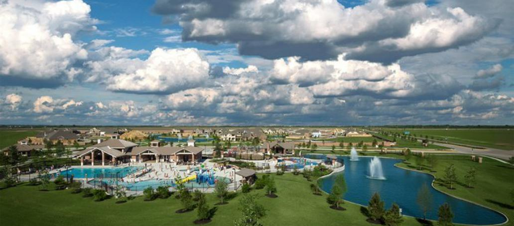 Cypress Creek Lakes 50ft, Houston - Rec Centers and Pools