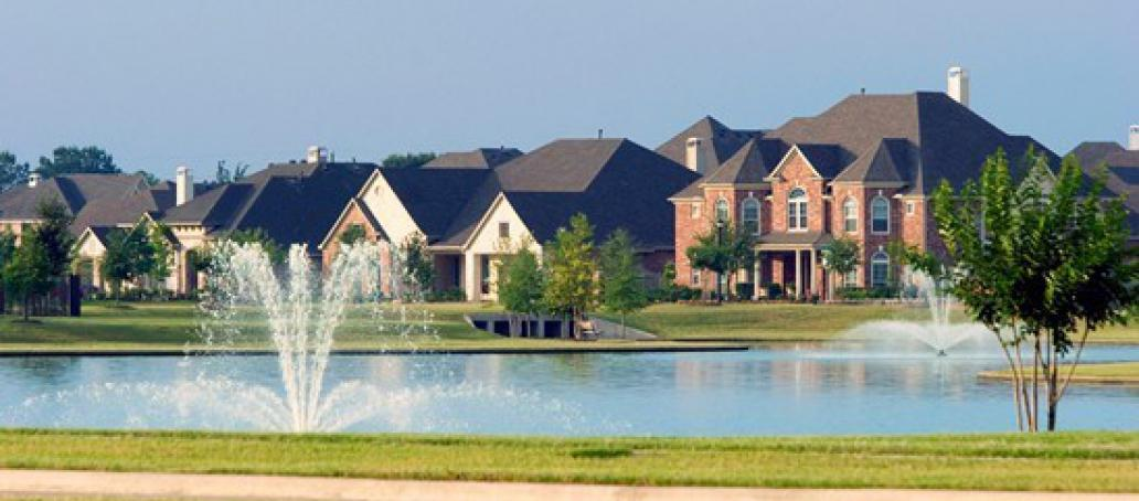 Cypress Creek Lakes 50ft, Houston - Amenity Lakes