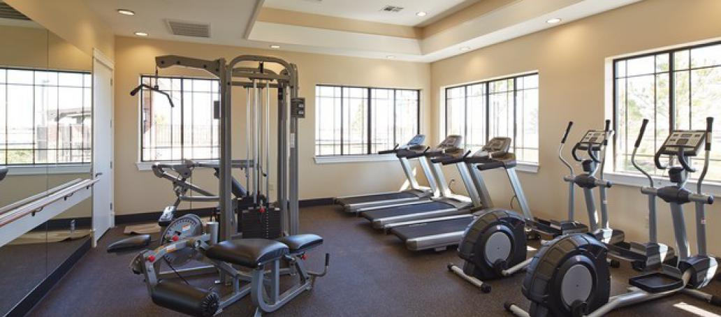 Cypress Creek Lakes, Houston - Fitness Room