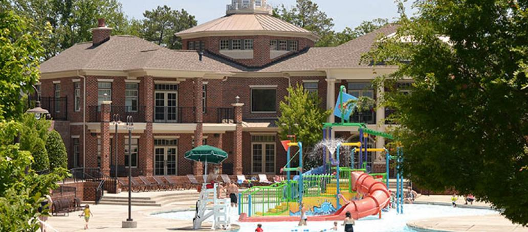 Amberly, Raleigh - Clubhouse