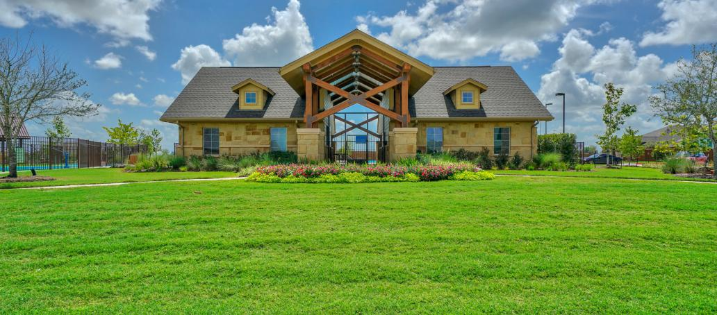 Creekside Ranch 60FT, Houston - Clubhouse