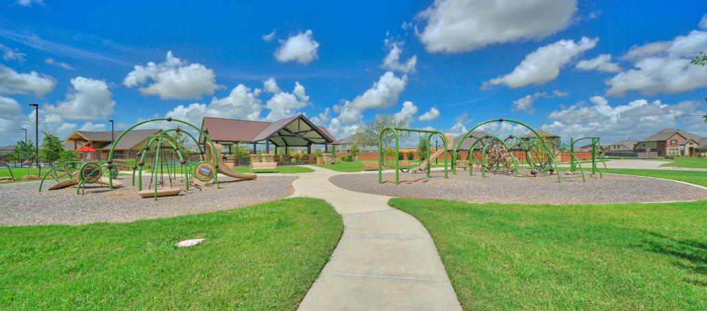 Creekside Ranch, Houston - Playground