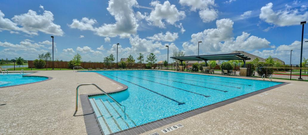 Creekside Ranch 60FT, Houston - Community Pool