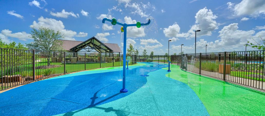 Creekside Ranch, Houston - Splash Pad