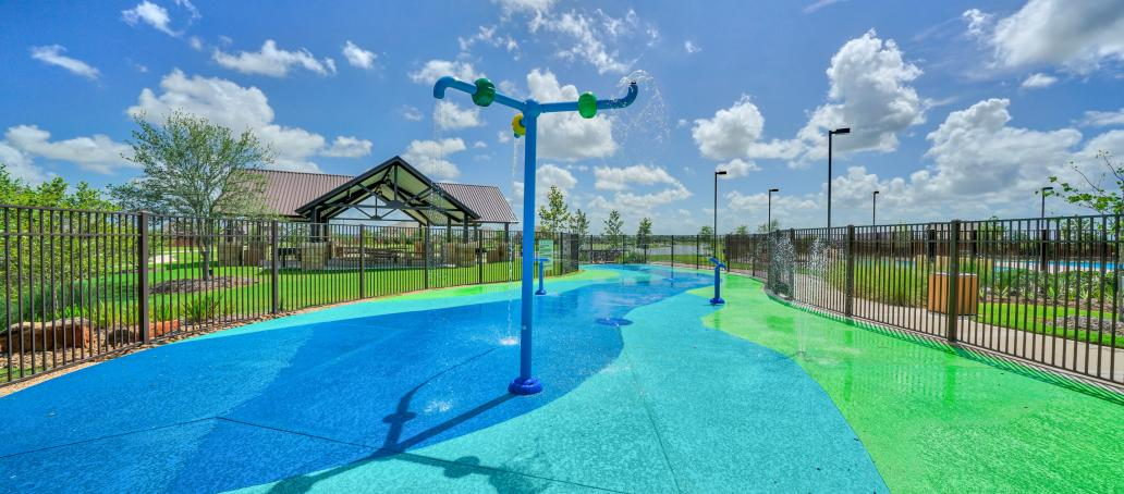 Creekside Ranch 45FT, Houston - Splash Pad