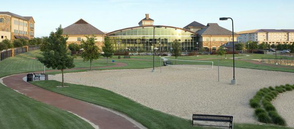Trails at Craig Ranch, Dallas - Sand Volleyball Courts