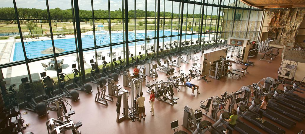 Trails at Craig Ranch 40FT, Dallas - Craig Ranch Fitness & Spa