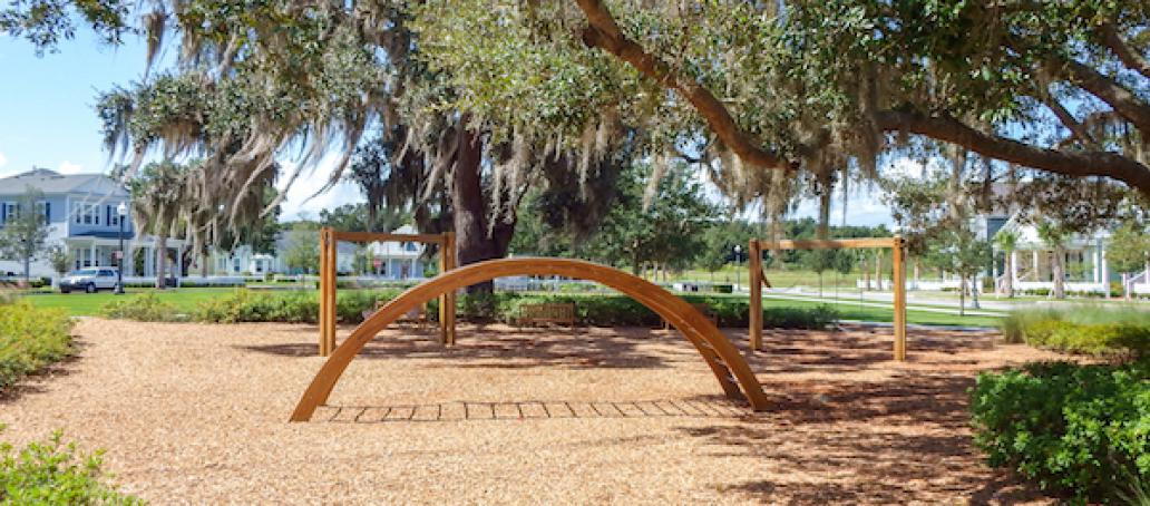 Oakland Park, Orlando - Playgrounds