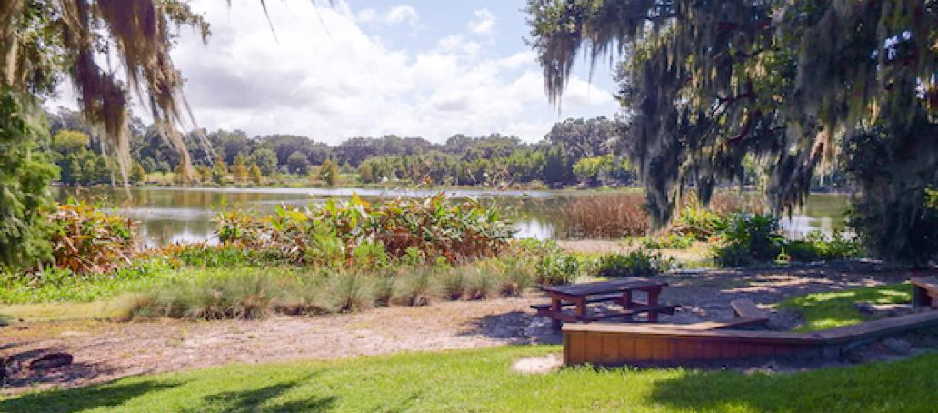 Elegant Community Parks And Muse Areas. Oakland Park ...