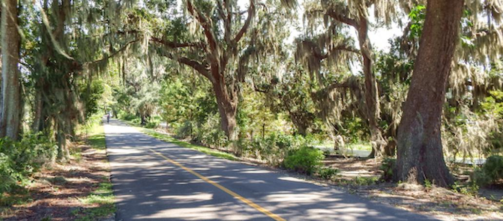 Oakland Park, Orlando - West Orange Trail
