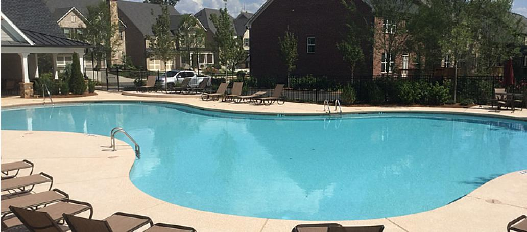 Easthaven, Atlanta - Swimming Pool & Cabana