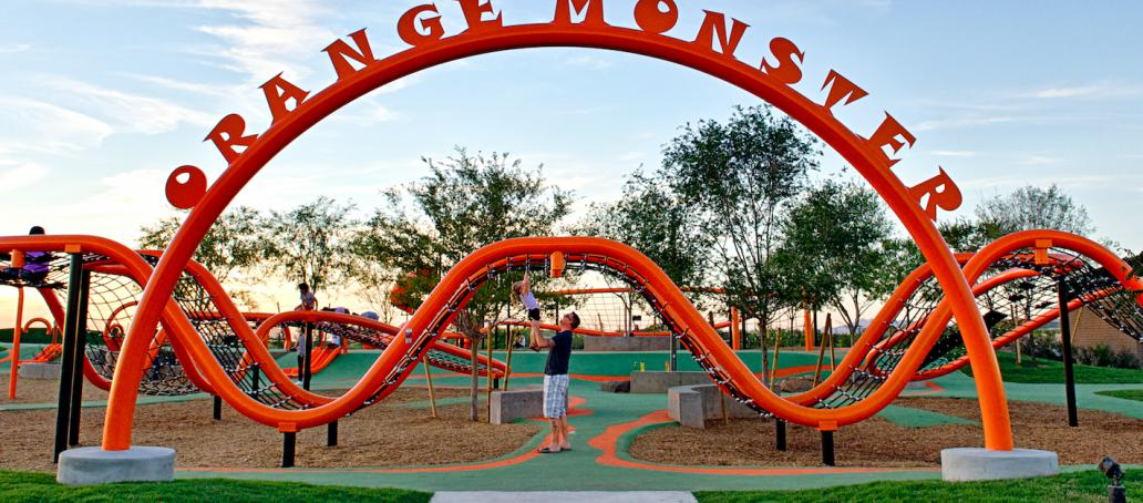 The Estates at Eastmark, Phoenix - Playgrounds