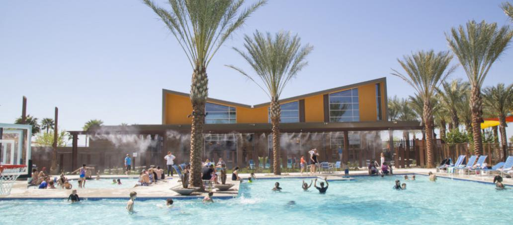 Stellar at Eastmark, Phoenix - Swimming Pool