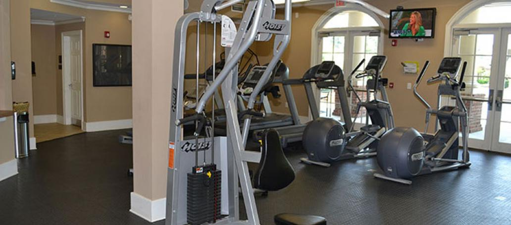 Amberly, Raleigh - Fitness Center