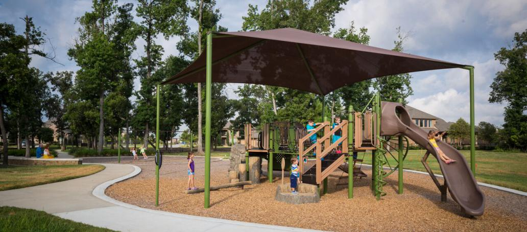 Harmony Creek, Houston - Playground