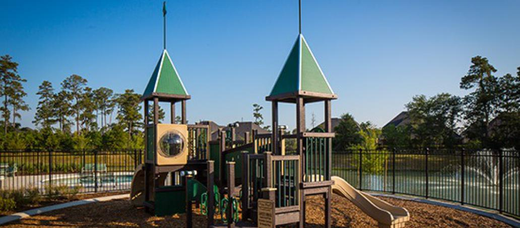 Harper's Preserve, Houston - Playground