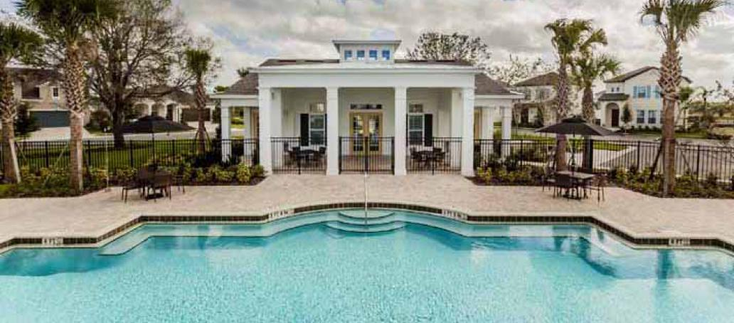 Ashlin Park Townhomes, Orlando - Swimming Pool