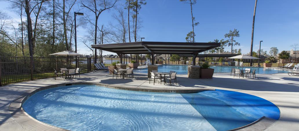 The Meadows at Imperial Oaks 70ft, Houston - Wading Pool
