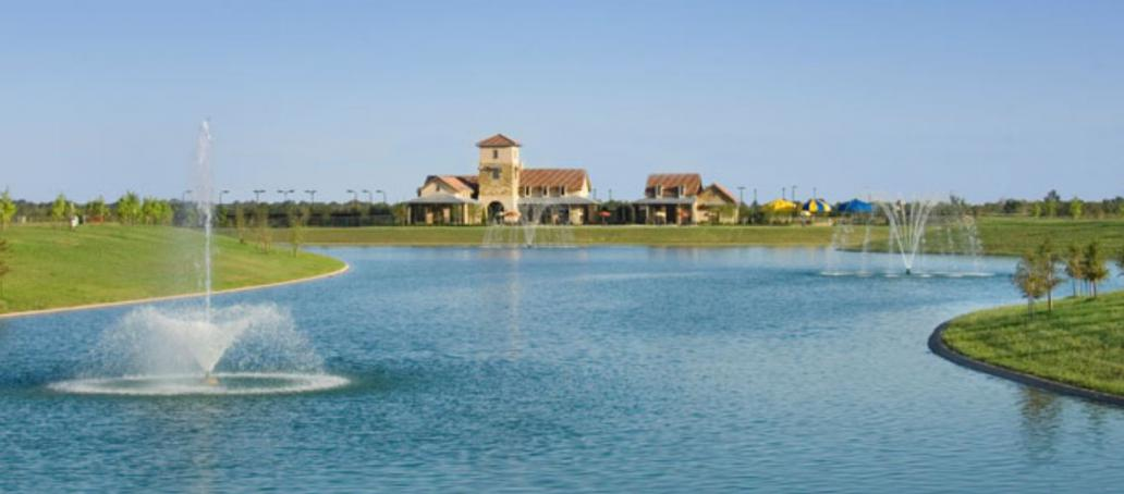 Lakes of Bella Terra, Houston - Amenity Lakes