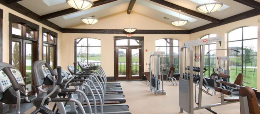Lakes of Bella Terra, Houston - Fitness Center