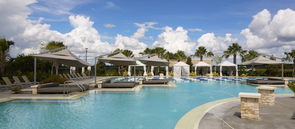 Laureate Park New Luxury Homes In Lake Nona