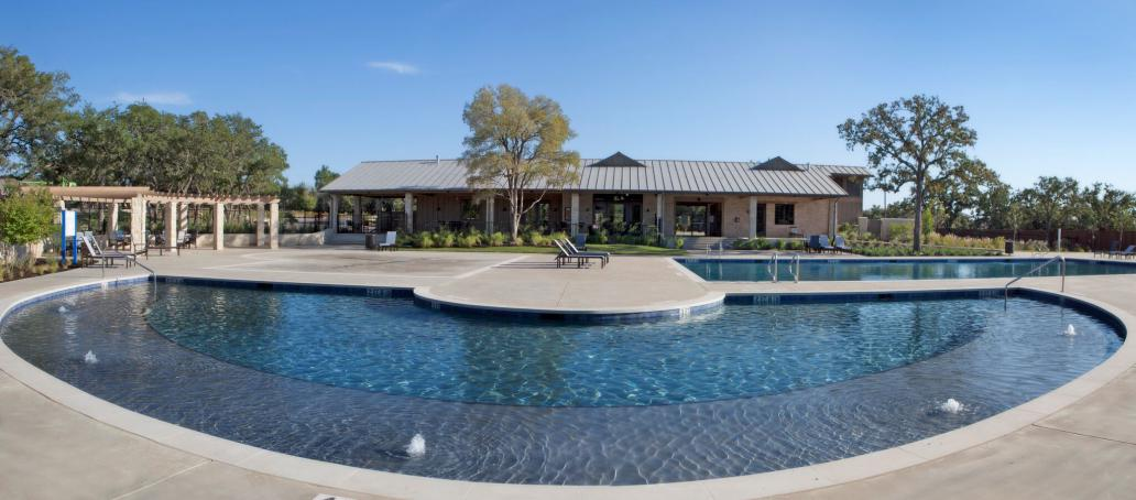 Highlands at Mayfield Ranch , Austin - Community Pool