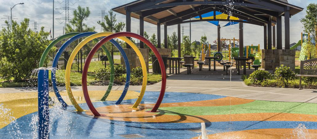 Miramesa, Houston - Splashpad